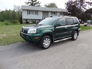 2006 NISSAN X-TRAIL - ONLY 84,800 KM - $6499.CERT & E-TESTED
