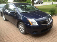2012 Nissan Sentra with 37300km Very Clean