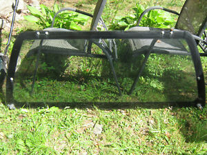 ACTION Truck Cap Rear Glass Window - good condition