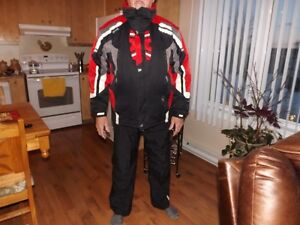 Ensemble de Ski Alpin, SPYDER DERMAZAK E.V.,pantalon HAnsen