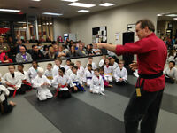 Russian speaking Martial arts techer wanted