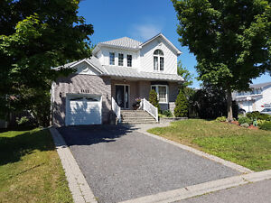 3 bedroom home on a corner lot in Rockland