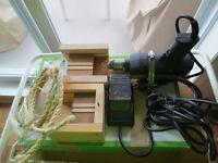 trains miniatures - kit fabrication arbres