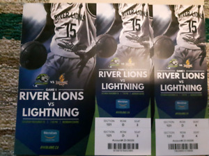 Niagara River Lions Tickets