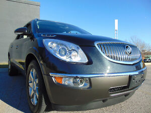 2008 BUICK ENCLAVE CXL, FULLY LOADED,ONE OWNER,CLEAN CAR-PROOF!!