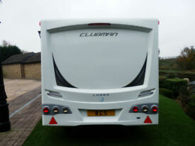 LUNAR CLUBMAN SE / FRENCH BED / 4 BERTH / 2011 / 1 PREVIOUS OWNER