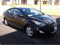 2012 Hyundai Elantra GLS Sedan ***FULL WARRANTY***