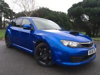 Subaru Impreza 2.5 WRX STi Type UK 5dr PETROL MANUAL 2008/08
