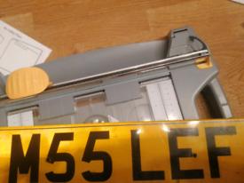 Private Reg for sale M55 LEF