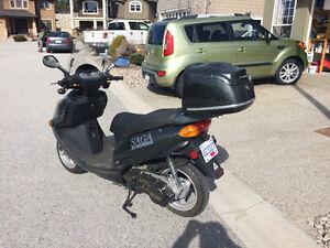 Saga scooter