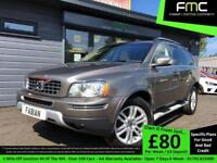 2011 61 Volvo XC90 2.4 D5 SE Lux Estate Geartronic AWD 4x4 **7 SEATS FVSH**