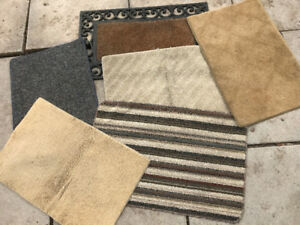 Floor Mat/Shoes Organizers/ Moving Box, paper/Hanger/Fabric