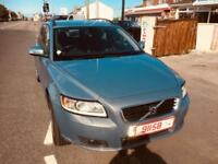 Volvo V50 1.6D 2007.5MY SE Diesel Manual Cambelt & Water Done FSH Estate