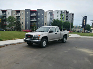2007 GMC Canyon 4x4