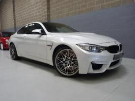 BMW M4 3.0 ( 444bhp ) ( Competition Pk ) M DCT 2016.5MY M4 (Competition Pk)