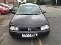 VW GOLF 1.4 GOOD CONDITION OF ITS AGE DRIVE GREAT