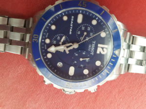 Tissot diving men's watch