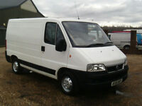 Fiat Ducato 2.0JTD 11 SWB LOW ROOF SUPER LOW MILES DIRECT FROM UNIVERSITY
