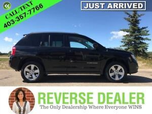 2013 Jeep Compass North  Low mileage, Factory Command Start, Hea