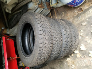 Goodyear nortic winter tires
