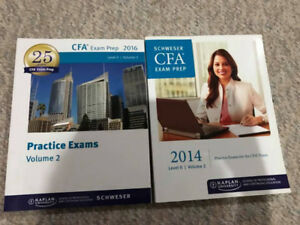 CFA LEVEL 2 Kaplan Schweser Practice Exams