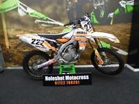 Yamaha YZF 450 Motocross bike Clean example