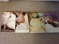 The Bride Quaret Series by Nora Roberts