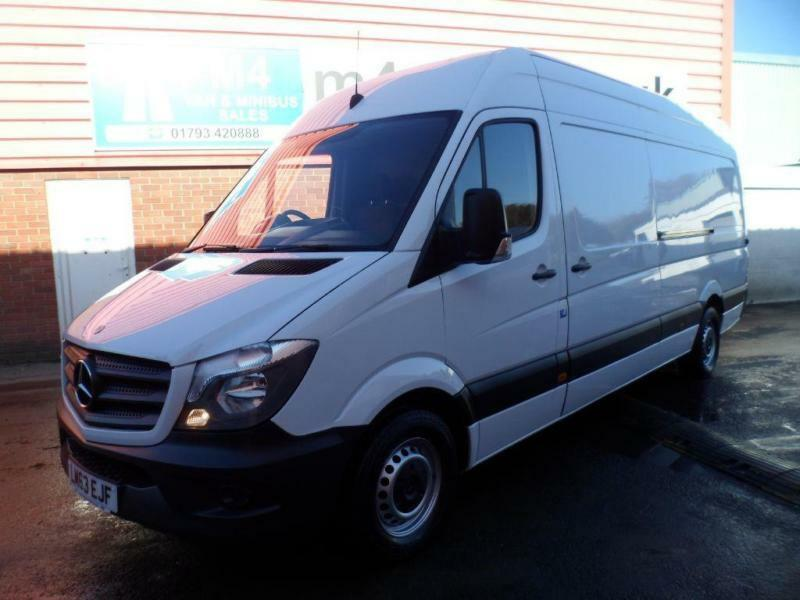 Mercedes Sprinter 313 CDI LWB H/R 130PS