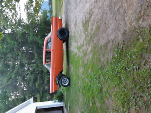 1957 Ford Gasser Project- Wheels and Tires.  No Engine or Trans
