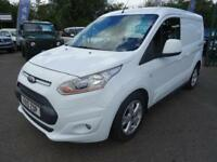2015 15 FORD TRANSIT CONNECT 1.6TDCI LIMITED PV 200 DIESEL
