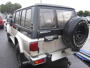 WRECKING NISSAN Y60 PATROL ***ALL PARTS AVAILABLE*** Brooklyn Brimbank Area Preview