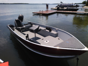 Lund Tiller Boat   ⛵ Boats & Watercrafts for Sale in Ontario