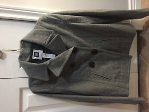 Ladies Gap Wool Coat size medium