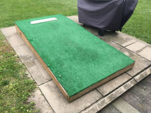 Portable Pitching Mound Baseball