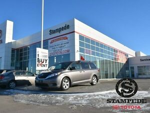 2015 Toyota Sienna 5DR LE 8-PASS FWD   - Certified