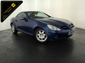 2007 MERCEDES SLK 200 KOMPRESSOR AUTO CONVERTIBLE FINANCE PX WELCOME