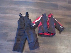 Boys Size 3 Snow Suit