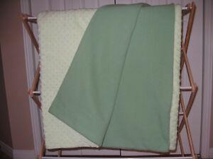 Housse de couette pour lit simple réversible
