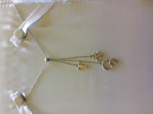 Authentic Tiffany & Co lariat necklace