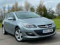 2013 Vauxhall Astra 1.4 i 16V SRi 5dr HATCHBACK Petrol Manual