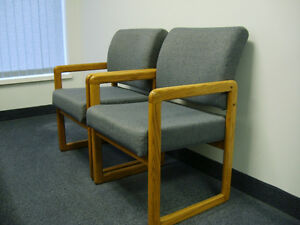 Wooden Arm Chair(s)