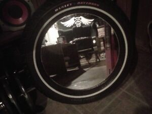 harley davidson mirror Kitchener / Waterloo Kitchener Area image 1