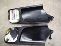 1995 and up Chev slide-on tow mirrors $35 OBO