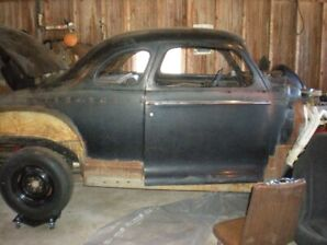 1948 Plymouth business coupe for sale