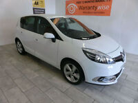 2012 Renault Scenic 1.5dCi ( 110bhp ) (s/s) Dynamique Tom Tom