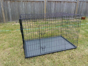 """New Dog Crate Dog Kennel Pet Cage 36""""L  -  $50"""
