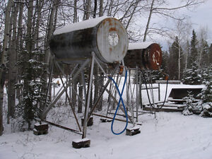 2 fuel tanks for sale