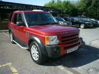 2007 Land Rover Discovery 3 2.7TD V6 XS * FANTASTIC LOW MILEAGE EXAMPLE *