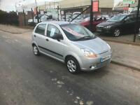 2009/59 Chevrolet Matiz 0.8 S 5dr h/b ONLY £30 ROAD TAX PER YEAR ONLY 1 OWNER