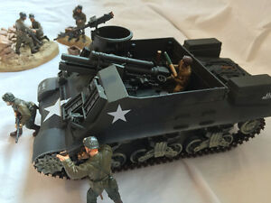 THE ULTIMATE SOLDIER US M7 PRIEST HOWITZER TANK London Ontario image 2
